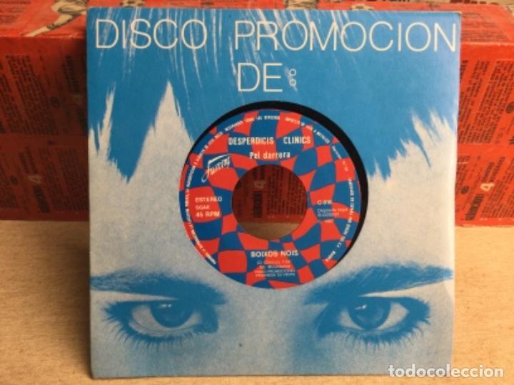 """PROMO- """" DESPERDICIS CLÍNICS """" CATALUNYA LLIURA / BOIXOS NOIS. PUNK CATALÀ - CATALAN (Música - Discos - Singles Vinilo - Punk - Hard Core)"""