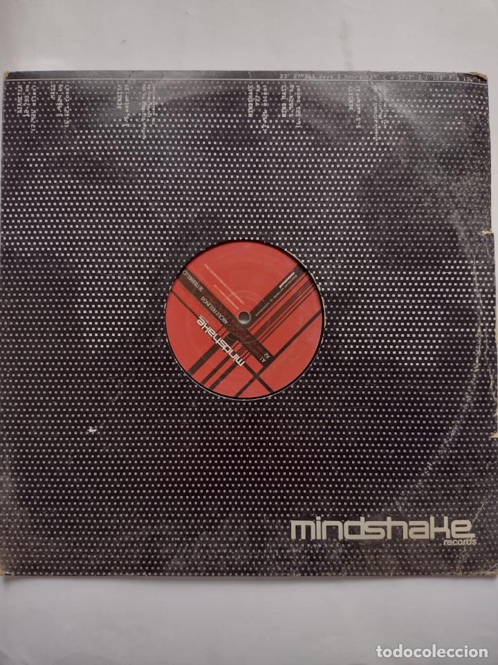 MATTEO SPEDICATI – LETS TALK ABOUT FEELINGS - MINDSHAKE RECORDS 2008 - MINIMAL TECH HOUSE (Música - Discos de Vinilo - Maxi Singles - Techno, Trance y House)
