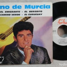 Discos de vinilo: NINO DE MURCIA EL EMIGRANTE EP VINYL MADE IN FRANCE 1963. Lote 247648250
