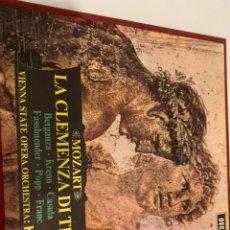 Discos de vinilo: VINILOS ÓPERA COMPLETA DE WAGNER. Lote 247653105