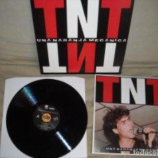 Discos de vinilo: LP VINILO TNT MAKETA NUEVO A ESTRENAR CON LIBRETO - PUNK ROCK HARDCORE - ESKORBUTO - KGB - GRANADA. Lote 282946848