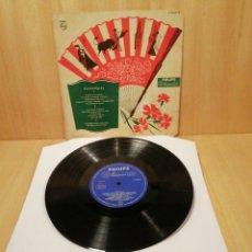 Discos de vinilo: PASODOBLES. F. M. TORROBA. DISCO 10 PULGADAS.. Lote 247660705