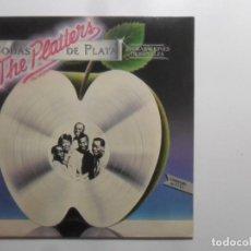 Discos de vinilo: LP - THE PLATTERS, 20 GRABACIONES ORIGINALES - BODAS DE PLATA - MERCURY - 1981. Lote 247679790