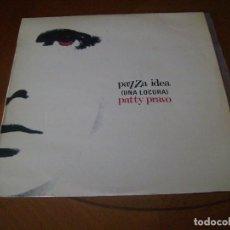 Discos de vinilo: LP : PATTY PRAVO - PAZZA IDEA ( UNA LOCURA ) ED SPAIN 1973 EX MUY RARO. Lote 247695100