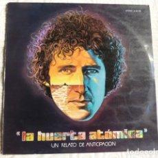 Discos de vinilo: MIGUEL RÍOS.- LA HUERTA ATÓMICA (REEDICIÓN DE LOS 80) LEER DESCRIPCIÓN. Lote 247735765