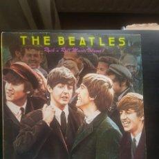 Disques de vinyle: DISCO VINILO LP THE BEATLES ODEON 1981 ROCK N ROLL MUSIC VOLUME 1. Lote 247757325