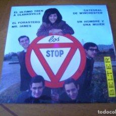 Discos de vinilo: EP : LOS STOP / EX. Lote 247761285