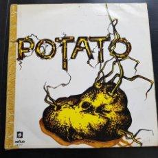 Disques de vinyle: DISCO VINILO LP POTATO TIJUANA IN BLUE SOÑUA 1986. Lote 247763300
