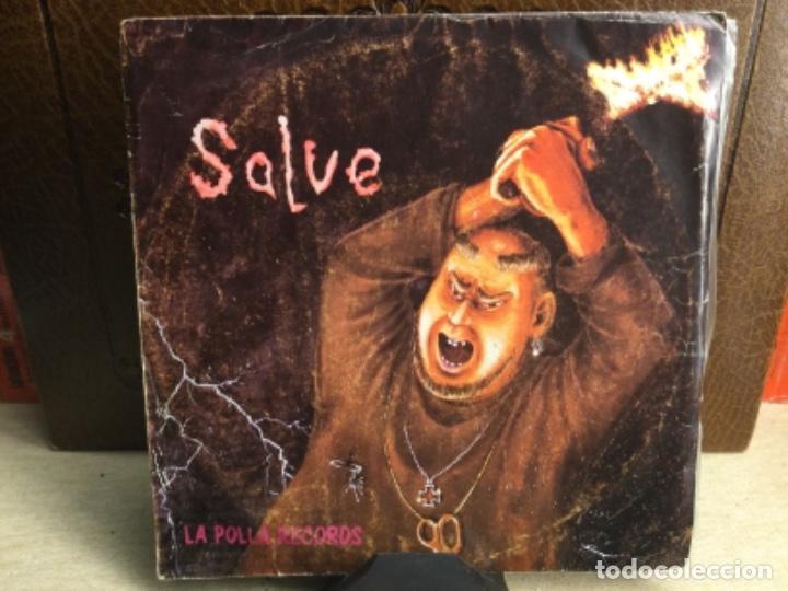 LA POLLA RECORDS - SALVE - VENGANZA / PORNO EN ACCION / TOPE BWANA - SINGLE ( 45 R.P.M.) (Música - Discos - Singles Vinilo - Punk - Hard Core)