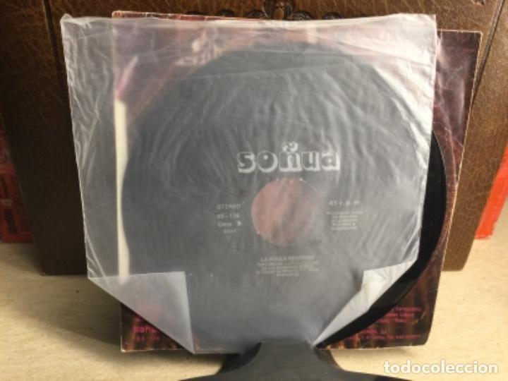 Discos de vinilo: LA POLLA RECORDS - SALVE - VENGANZA / PORNO EN ACCION / TOPE BWANA - SINGLE ( 45 R.P.M.) - Foto 5 - 247808165