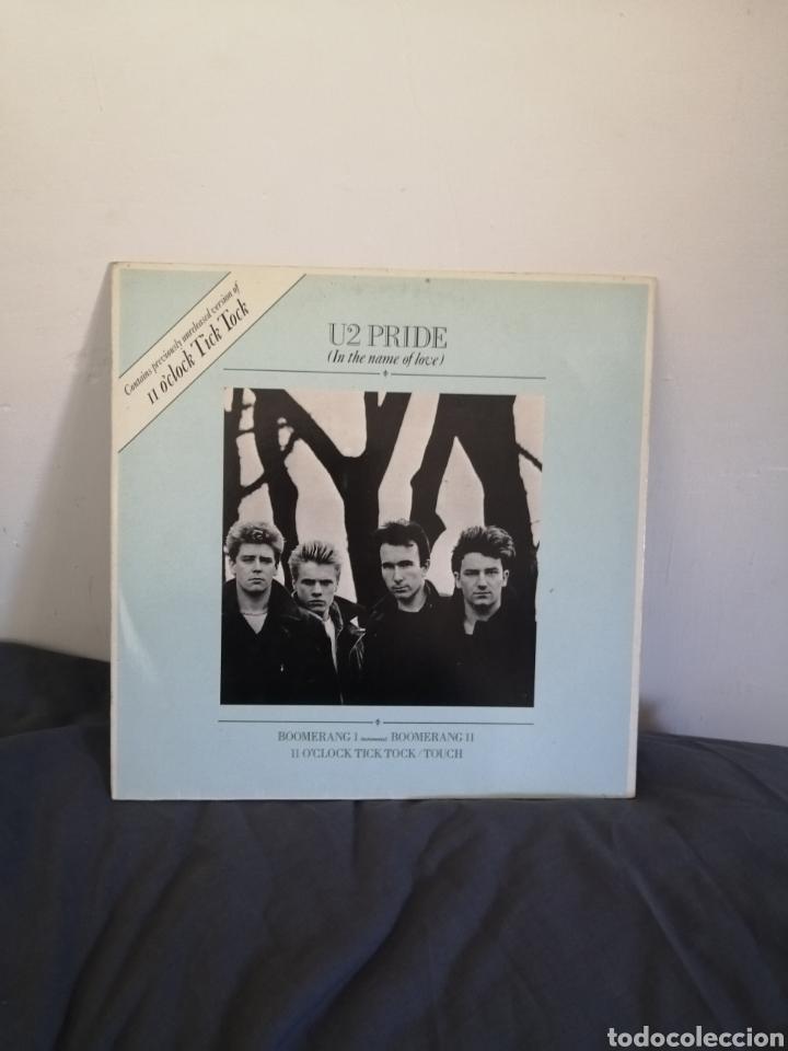 U2 - PRIDE EDICIÓN SPECIAL (Música - Discos de Vinilo - Maxi Singles - Pop - Rock - New Wave Internacional de los 80)