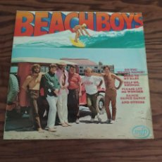 Discos de vinilo: DISCO LP DE VINILO 1965 BEACH BOYS: DO YOU WANNA DANCE?, GOOD TO MY BABY, HELP ME, DANCE .... Lote 248013360