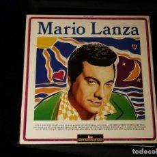 Discos de vinilo: LP- MARIO LANZA- AÑO 1987. Lote 248017930