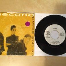 """Discos de vinilo: MECANO - AY QUE PESADO - RADIO PROMO SINGLE 7"""" - 1986. Lote 248044040"""