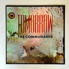 Discos de vinilo: TOMORROW. THE COMMUNARDS. Lote 248047980