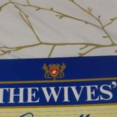 Discos de vinilo: BATTERED WIVES - CIGARETTES THE WIVES MITICO GRUPO PUNK CANADA. Lote 248057940