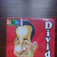 Discos de vinilo: CANCIONERO DIVIDIDOS. Lote 248064175