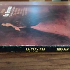 Discos de vinilo: CAJA CON 2 DISCOS LP DE VINILO 1960 VERDI: LA TRAVIATA, VICTORIA DE LOS ANGELES. Lote 248084185