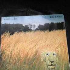 Discos de vinil: WHITE LION ( BIG GAME ) LP. Lote 248123570