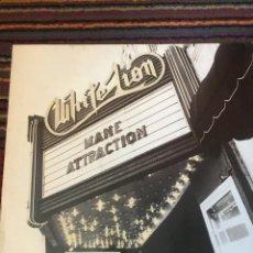 Discos de vinil: WHITE LION – MANE ATTRACTION LP. Lote 248123810