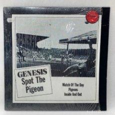 Discos de vinilo: EP GENESIS - SPOT THE PIGEON - CANADA - AÑO 1977 - EP 1800. Lote 248133590