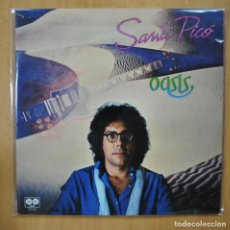 Discos de vinilo: SANTI PICO - OASIS - GATEFOLD - LP. Lote 248140655