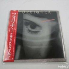 Discos de vinilo: VINILO EDICIÓN JAPONESA DEL LP DE FOREIGNER - INSIDE INFORMATION. Lote 248197150