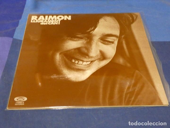EXPRO LP RAIMON LLIURAMENT DEL CAMI MUY BUEN ESTADO GENERAL 1976 26 (Música - Discos - LP Vinilo - Pop - Rock - Internacional de los 70)