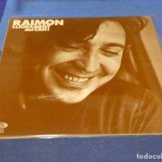 Discos de vinilo: EXPRO LP RAIMON LLIURAMENT DEL CAMI MUY BUEN ESTADO GENERAL 1976 26. Lote 248203550