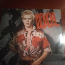 """Discos de vinilo: BILLY IDOL """" HOMÓNIMO """". PRIMER LP. EDICIÓN ALEMANA. 1982. CHRYSALIS RECORDS.. Lote 248206835"""