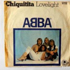 Discos de vinilo: CHIQUITITA - LOVELIGHT - ABBA. Lote 248211505