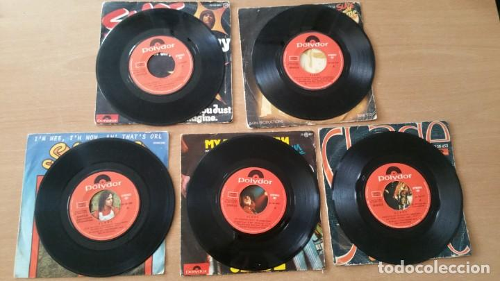 Discos de vinilo: 5 singles vinilo SLADE in for a penny far away Heavy - Foto 3 - 248212570
