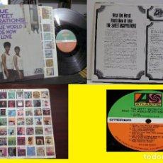 Discos de vinilo: THE SWEET INSPIRATIONS - WHAT THE WORLD NEED NOW IS LOVE 68, SOUL COLLECTORS, ORG EDT ATANTIC, EXC. Lote 248219925