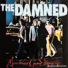 Discos de vinilo: LP THE DAMNED MACHINE GUN ETIQUETTE VINILO PUNK. Lote 248222580
