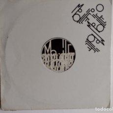 Discos de vinilo: EXERCISE ONE - INTENSITY - MOBILEE 2008 -MINIMAL. Lote 248225960