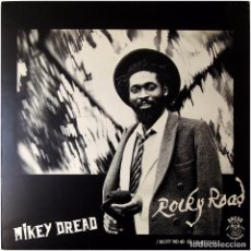 Discos de vinilo: MIKEY DREAD - ROCKY ROAD - MX UK 1982 - DO IT RECORDS - DUN IT 21. Lote 248232410