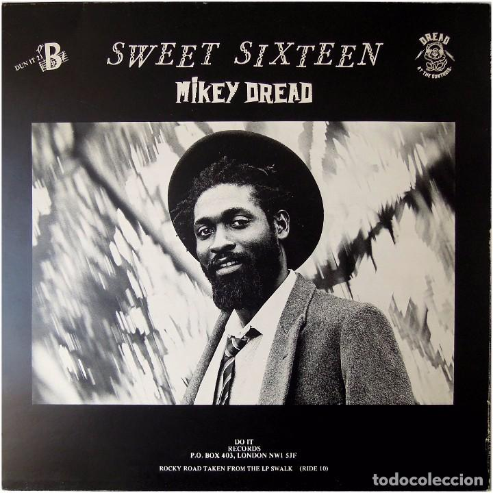 Discos de vinilo: Mikey Dread - Rocky Road - Mx UK 1982 - Do It Records - DUN IT 21 - Foto 2 - 248232410