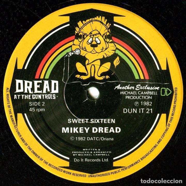 Discos de vinilo: Mikey Dread - Rocky Road - Mx UK 1982 - Do It Records - DUN IT 21 - Foto 3 - 248232410