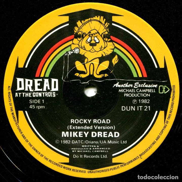 Discos de vinilo: Mikey Dread - Rocky Road - Mx UK 1982 - Do It Records - DUN IT 21 - Foto 4 - 248232410