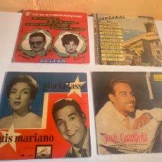 Discos de vinilo: LOTE SINGLES. Lote 248234720