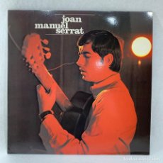 Discos de vinilo: LP - VINILO JOAN MANUEL SERRAT - ELS SETZE JUTGES + ENCARTE - ESPAÑA - AÑO 1984. Lote 248249490