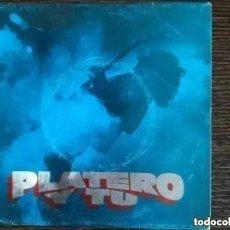 Discos de vinilo: PLATERO Y TU (SG) SIN SOLUCION. PROMO!!!!!. Lote 248269795