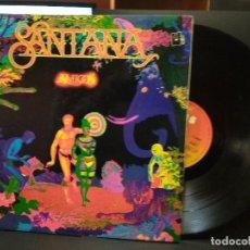 Discos de vinilo: LP SANTANA -AMIGOS - CBS 1976 ED. ESPAÑOLA GATEFOLD PEPETO. Lote 248278500