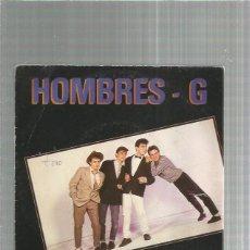 Discos de vinilo: HOMBRES G DEVUELVEME. Lote 248286470