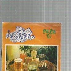 Discos de vinilo: PARAISO PARA TI. Lote 248290885