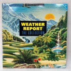 Discos de vinilo: LP - VINILO WEATHER REPORT - THE COLLECTION - DOBLE LP - DOBLE PORTADA - UK - AÑO 1990. Lote 248307010