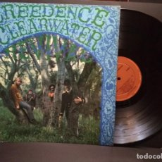 Discos de vinilo: CREDENCE CLEARWATER REVIVAL ( LP FANTASY ESPAÑA-1976) PEPETO. Lote 248313735