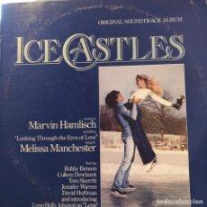 Discos de vinilo: LP ESTADOUNIDENSE BSO ICE CASTLES AÑO 1979. Lote 248365450