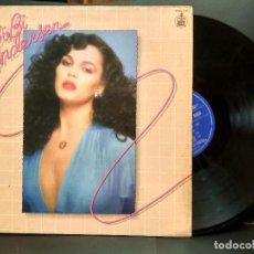Discos de vinilo: BIBI ANDERSEN LP 1980 MOVIDA POP SALVAME HISPAVOX PEPETO. Lote 248416785