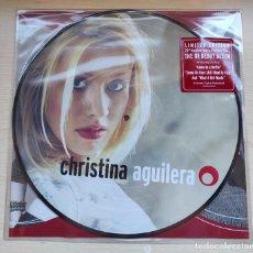 Discos de vinilo: CHRISTINA AGUILERA - PRIMER DISCO VINILO PICTURE DISC - A ESTRENAR / CODIGO DESCARGA. Lote 248435390